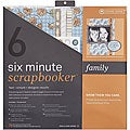 Autumn Leaves Six-minute Family Scrapbooker Kit