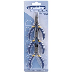Beadalon 3-piece Mini Tool Kit