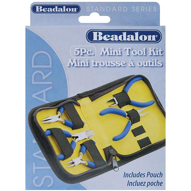 Overstock.com Beadalon 5-piece Tool Kit