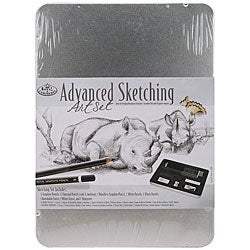 Royal Brush Advanced Sketching Art 11-piece Set