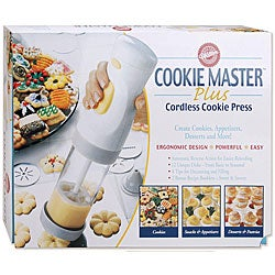 Wilton 'Cookie Master Plus' Cookie Press