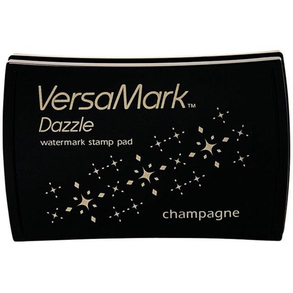 Tsukineko VersaMark Dazzle Watermark Stamp Pad