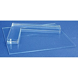 Apple Pie Memories Clear Acrylic L-shaped Stamp-positioner Kit