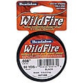 Beadalon Wildfire Black Bead Weaving Thread