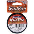 Beadalon Wildfire Black Bead Weaving Thread