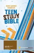 King James Version Teen Study Bible (Hardcover)