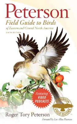 Peterson Field Guide to Birds of Eastern and Central North America (Paperback)