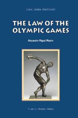 The Law of the Olympic Games (Hardcover)