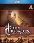 The Crusades Crescent & the Cross (Blu-ray Disc)