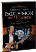 Paul Simon & Friends (DVD)