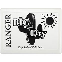 Ranger Big and Dry Raised Felt Pad