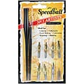 Speedball No. 5 Penholder and Nibs Artists Set