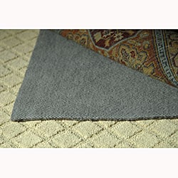 Durable Hard Surface and Carpet Rug Pad (4' x 6')