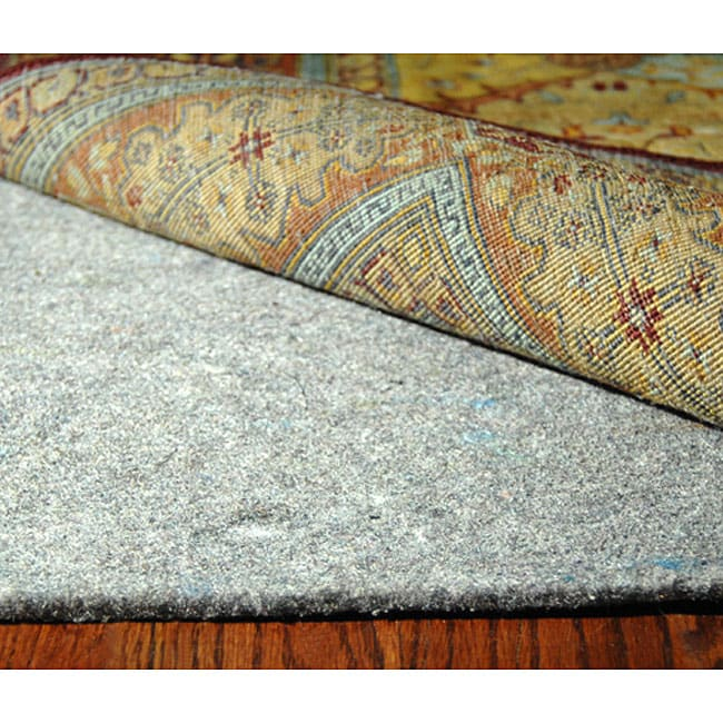 Durable Hard Surface Carpet Rug Pad 10 X 14 Mat Non Slip