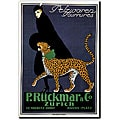 Ernest Montaut 'P. Ruckmar & Co.' Gallery-wrapped Art