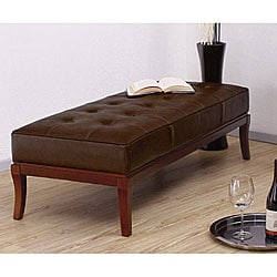 Medium Brown Venice Bench