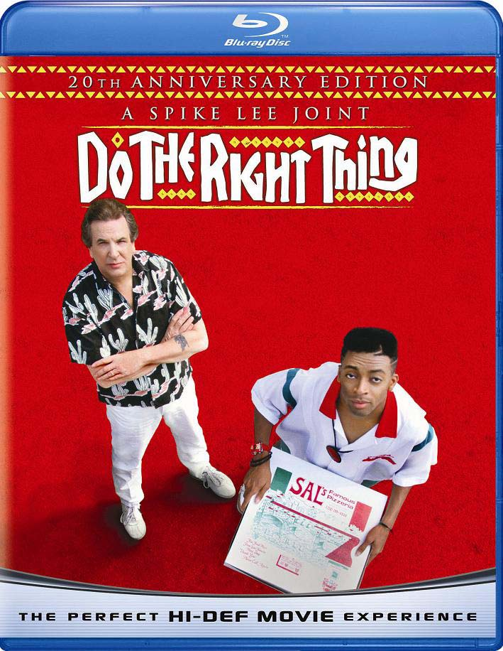 Do The Right Thing 20th Anniversary Edition (Blu-ray Disc)
