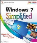 Windows 7 Simplified (Paperback)