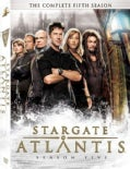 Stargate Atlantis: Season 5 (DVD)