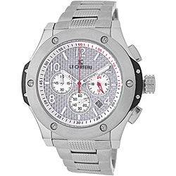 Le Chateau Men's Dinamica Silver Watch