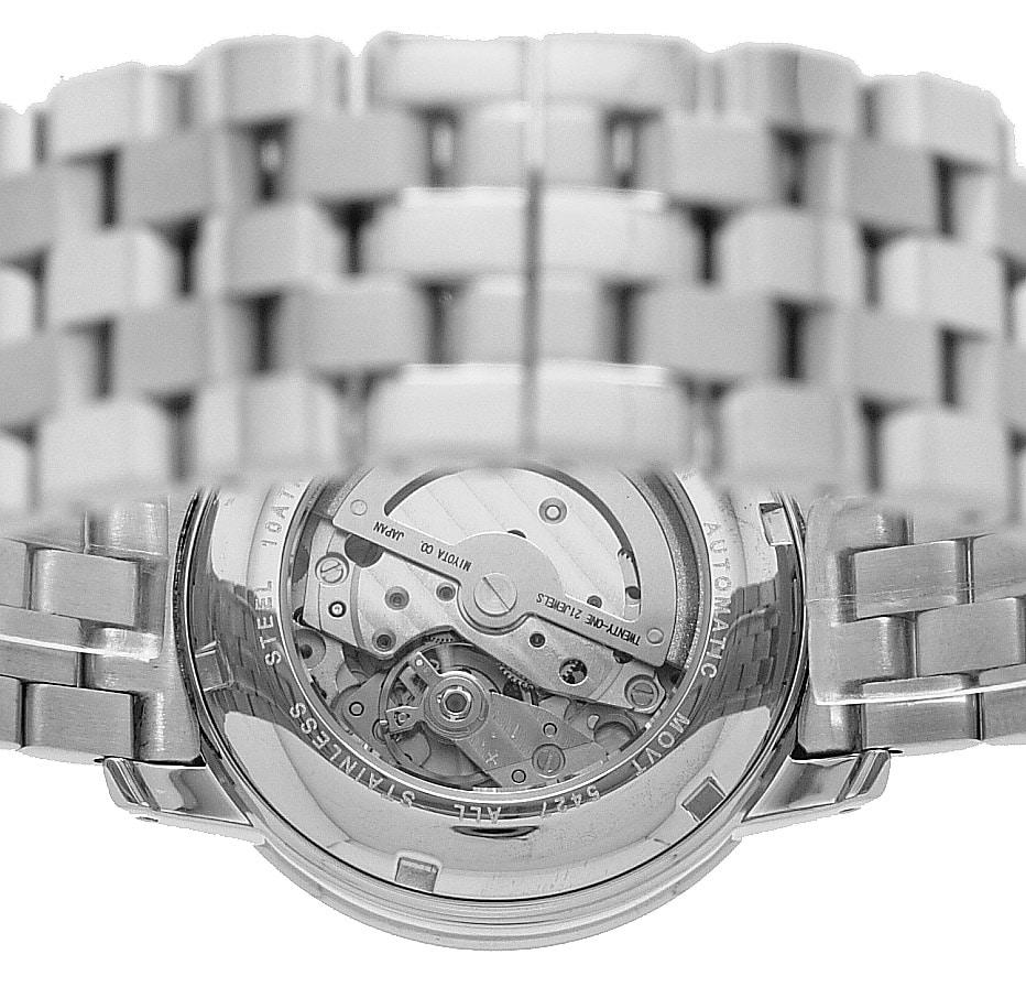 Le Chateau Cautiva Men's Silver Automatic Watch