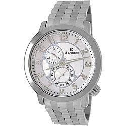 Le Chateau Cautiva Men's Silver Automatic Watch