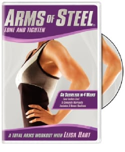 Arms of Steel: Tone and Tighten (DVD)