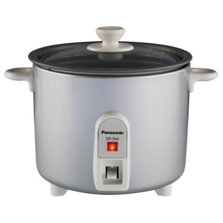 Panasonic 1.5-cup Rice Cooker/ Steamer