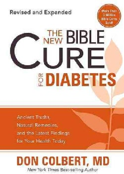 The New Bible Cure for Diabetes (Paperback)