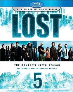Lost: The Complete Fifth Season (Blu-ray Disc)