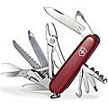 Victorinox Swiss Army Red Handyman 24-tool Pocket Knife
