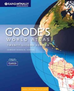 Rand McNally Goode's World Atlas (Paperback)