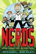 NERDS: National Espionage, Rescue, and Defense Society (Hardcover)