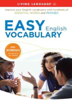 Easy English Vocabulary (CD-Audio)