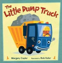 The Little Dump Truck (Hardcover)