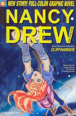 Nancy Drew Girl Detective 19: Cliff Hanger (Paperback)
