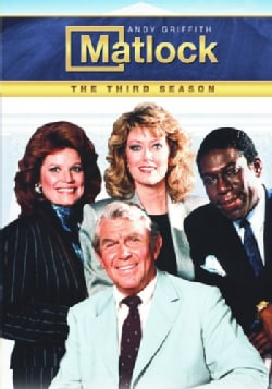 Matlock: The Third Season (DVD)