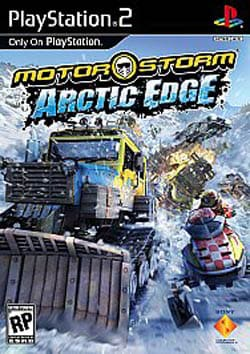 PS2 - MotorStorm: Arctic Edge