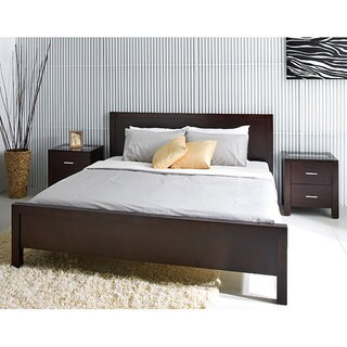 Abbyson Living Hamptons Queen-size Platform Bed