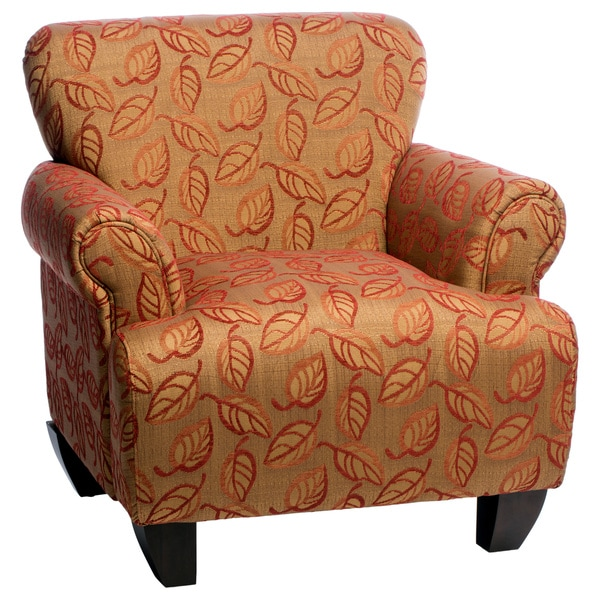 Sausalito Nutty Cranberry Chair