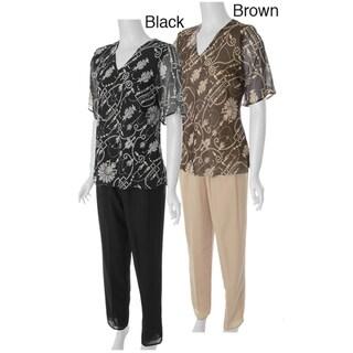 Adi Designs 2-piece Pant Suit