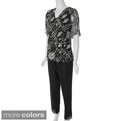 Adi Designs 2-piece Pant Suit