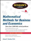 Schaum's Outline of Mathematical Methods for Business and Economics (Paperback)