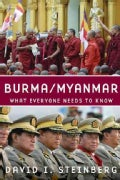 Burma/Myanmar: What Everyone Needs to Know (Paperback)