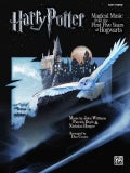 Harry Potter Magical Music From the First Five Years at Hogwarts: Easy Piano (Paperback)