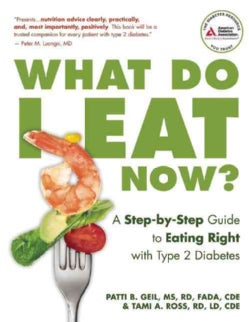What Do I Eat Now?: A Step-by-step Guide to Eating Right With Type 2 Diabetes (Paperback)