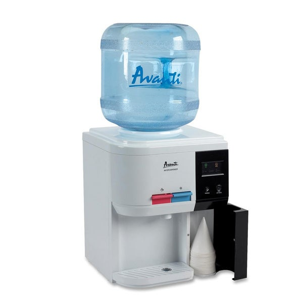 Avanti Hot/ Cold Tabletop Water Dispenser - 11998944 - Overstock.com ...