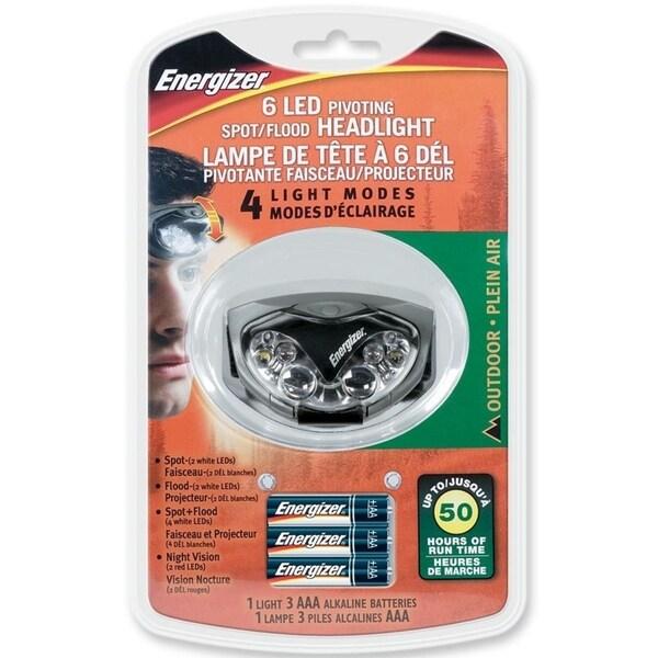 Eveready HDL33A2E Spot/Flood Headlight