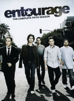 Entourage: The Complete Fifth Season (DVD)