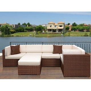 Modena 6-piece Wicker Furniture Set